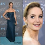Joanne Froggatt  In Roland Mouret – 2016 Critics' Choice Awards