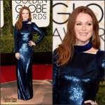 Julianne Moore  In Tom Ford – 2016 Golden Globe Awards