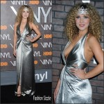 Juno Temple  In Saint Laurent – 'Vinyl' New York  Premiere