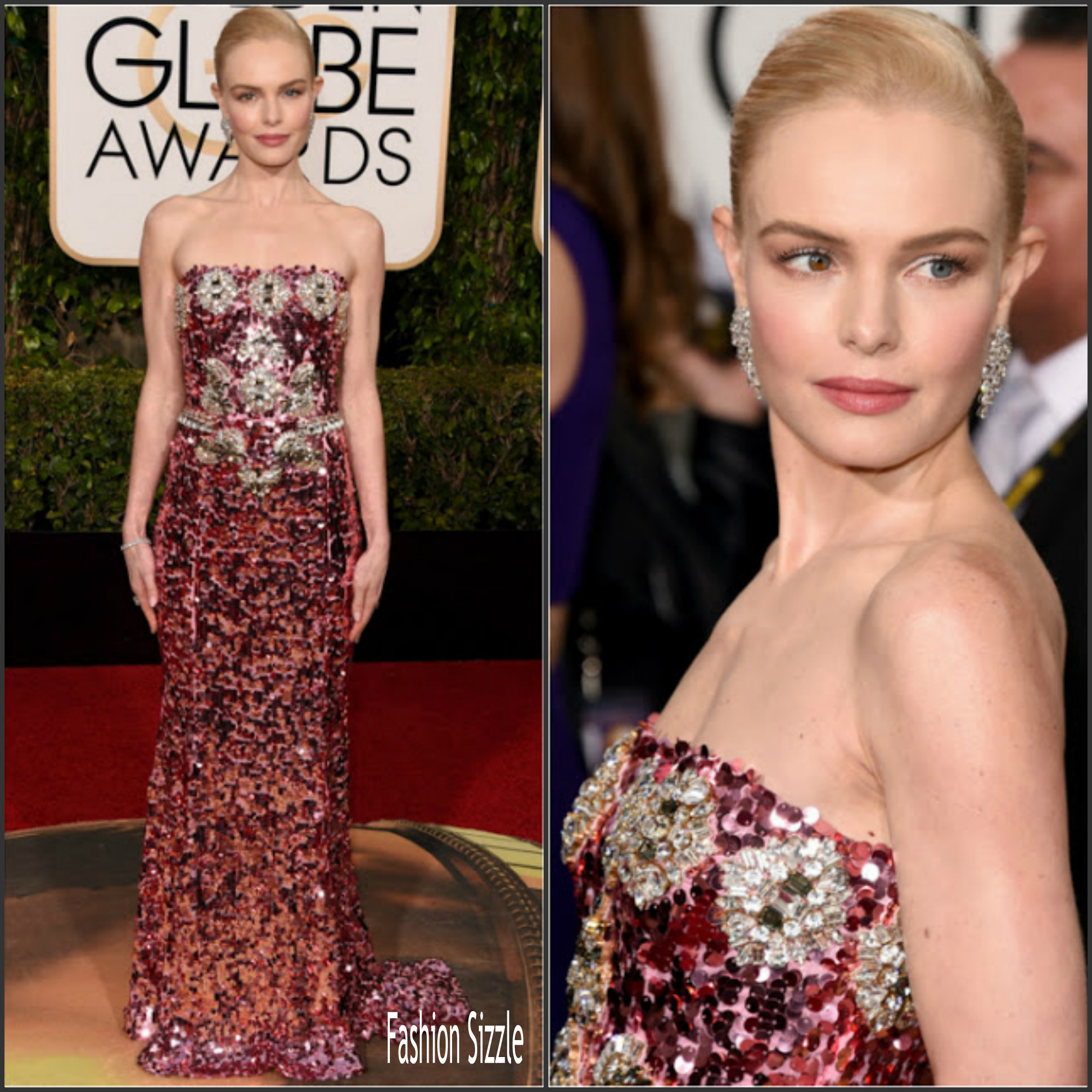 c22a096be918 Kate Bosworth in Dolce   Gabbana at the 2016 MET Gala - Fashionsizzle