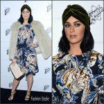 Katy Perry In Stella McCartney – Stella McCartney Autumn 2016 Presentation