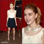 Kiernan Shipka  In  Miu Miu– 2016 AFI Awards in Beverly Hills, CA