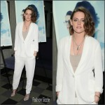 Kristen Stewart  In   Atea Oceanie – 'Clouds Of Sils Maria' Screening in New York