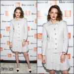 Kristen Stewart In  Chanel – Film Society of Lincoln Center Luncheon
