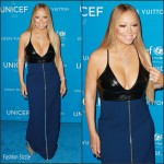 Mariah Carey  In Louis Vuitton – 6th Biennial UNICEF Ball