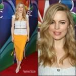 Melissa George – 2016 NBCUniversal Winter TCA Press Tour in Pasadena 1/13/2016