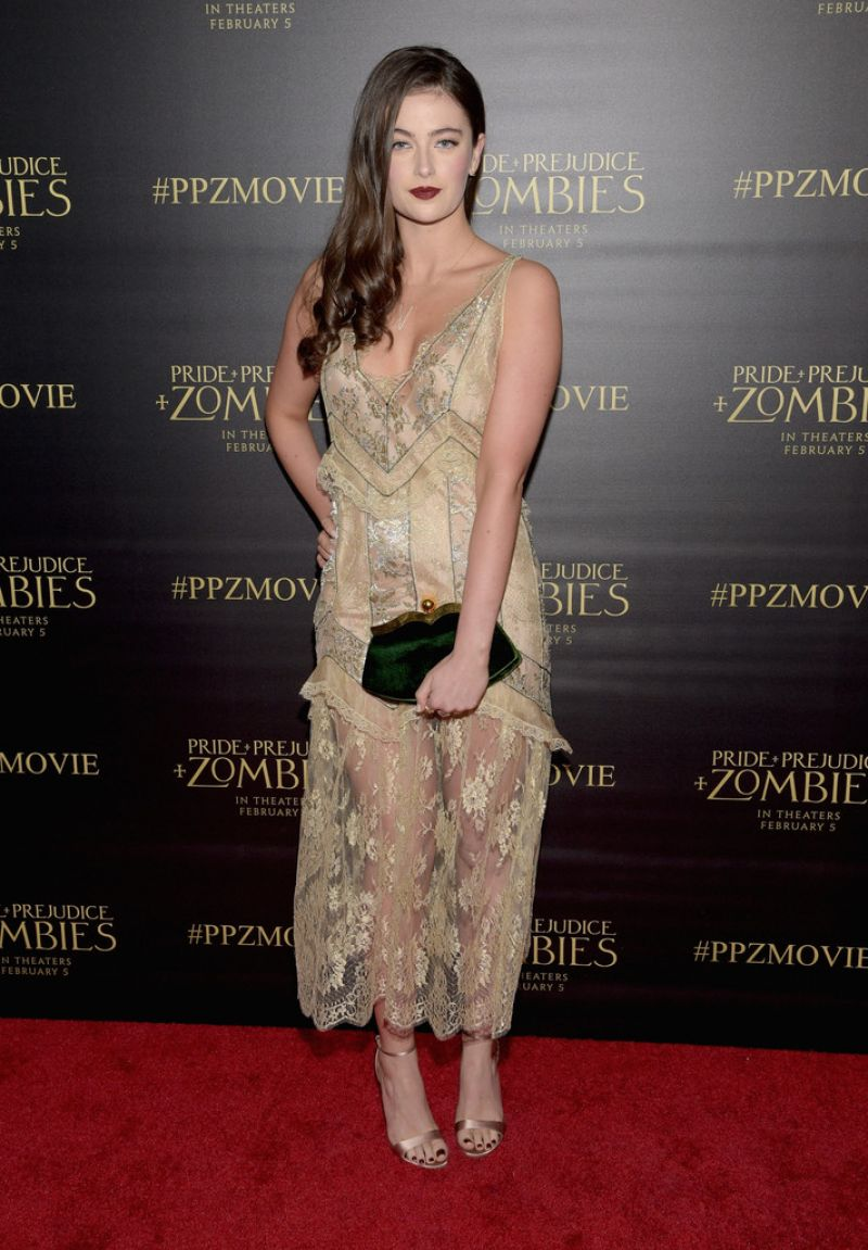 millie-brady-pride-and-prejudice-and-zombies-premiere-at-harmony-gold-theatre-in-la-january-2016-1