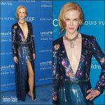 Nicole Kidman  In  Louis Vuitton – 2016 UNICEF Ball