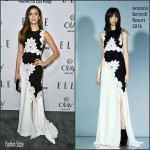 Nina Dobrev In  Antonio Berardi – ELLE's Annual Women In Television Dinner