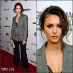 Nina Dobrev Wearing Ellie Saab – 2016 Image Maker Awards