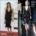 Penelope Cruz in Balmain  – 2016 Jose Maria Forque Awards