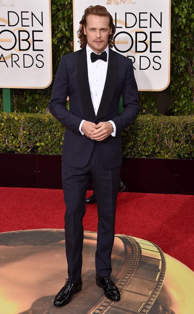 sam-heughan-Golden-Globe-Awards