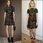 Saoirse Ronan in Burberry – Burberry & Fox Searchlight Pictures Honor the Cast & Filmmakers of 'Brooklyn'
