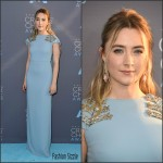 Saoirse Ronan in  Antonio Berardi  – 2016 Critics' Choice Awards