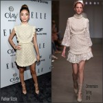 Sarah Hyland in Zimmermann-   2016 ELLE's Women in Television Dinner