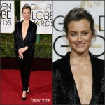 Taylor Schilling   In Thakoon –  2016 Golden Globe Awards