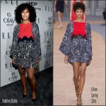 Tracee Ellis Ross in Chloe  –  ELLE's 6th Annual Women In Television Dinner