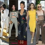Celebrities Out And About February 2016