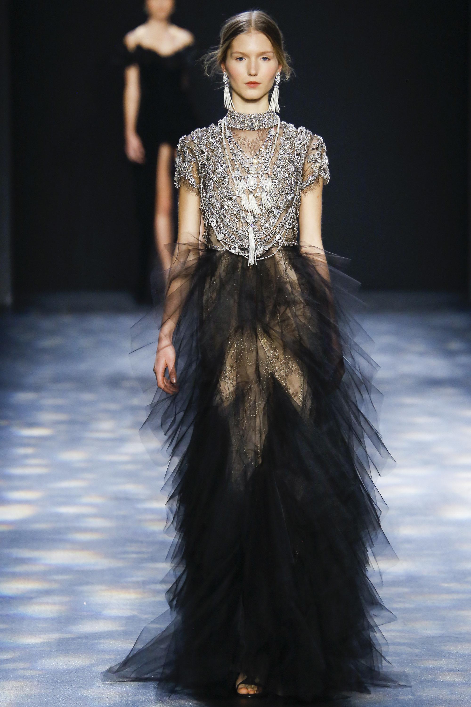 Marchesa Fall 2016 NYFW Show - Fashionsizzle