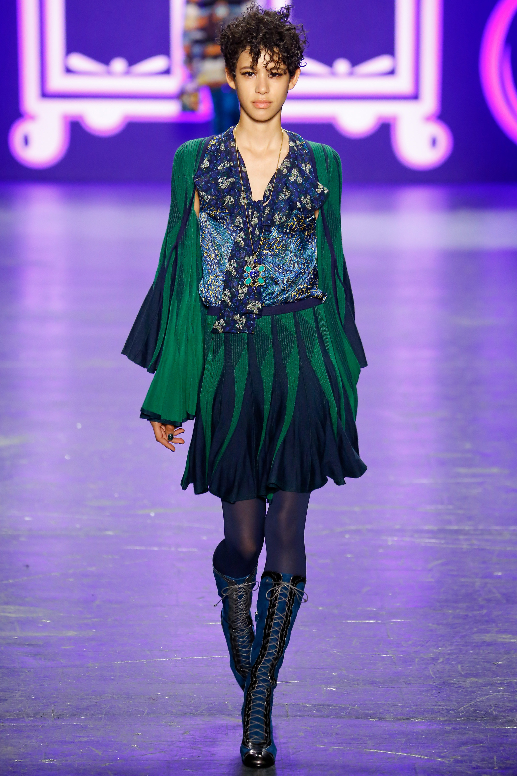 Anna Sui Fall Winter 2014 2015 New Women S Clothing Styles: Anna Sui Fall/Winter 2016-2017 RTW