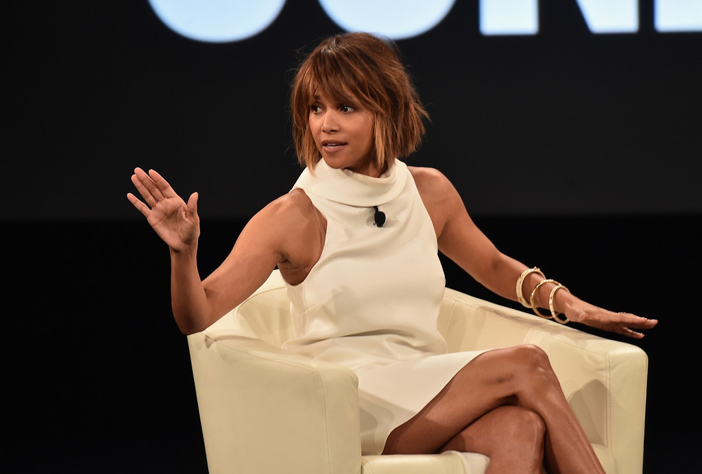 Makers-Conference-Halle-Berry-Dress