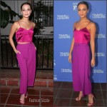 Alicia Vikander in  Barbara Casasola –  31st Santa Barbara International Film Festival Virtuoso's Awards