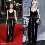 Bella Heathcote in Lanvin  – Pride and Prejudice and Zombies London Premiere