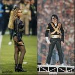 Beyonce   pays homage to Michael Jackson  – Superbowl Performance