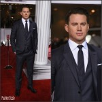 Channing Tatum In Ermenegildo Zegna – Premiere of Universal Pictures' 'Hail, Caesar!