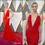 Charlize Theron  in Dior – Oscars 2016 in Hollywood