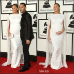 Chrissy Teigen & John Legend  – 2016 Grammy Awards