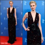 Elizabeth Debicki in Prada  -The Night Manager 66th Berlin Film Festival Premiere