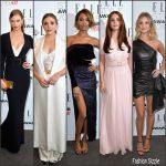 Elle Style Awards 2016 in London Redcarpet