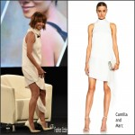 Halle Berry  In  Camilla and Marc – 2016 MAKERS Conference