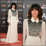 Inma Cuesta In  Teresa Helbig – 2016 Goya Cinema Awards