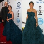 Jada Pinkett Smith  In  Marchesa – 2016 NAACP Image Awards