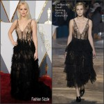 Jennifer Lawrence in Christian Dior Couture – Oscars 2016
