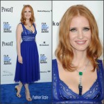 Jessica Chastain in Elie Saab –  2016 Film Independent Spirit Awards