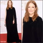 Julianne Moore   in Valentino –    2016  Academy Awards Nominee Luncheon in Beverly Hills, CA