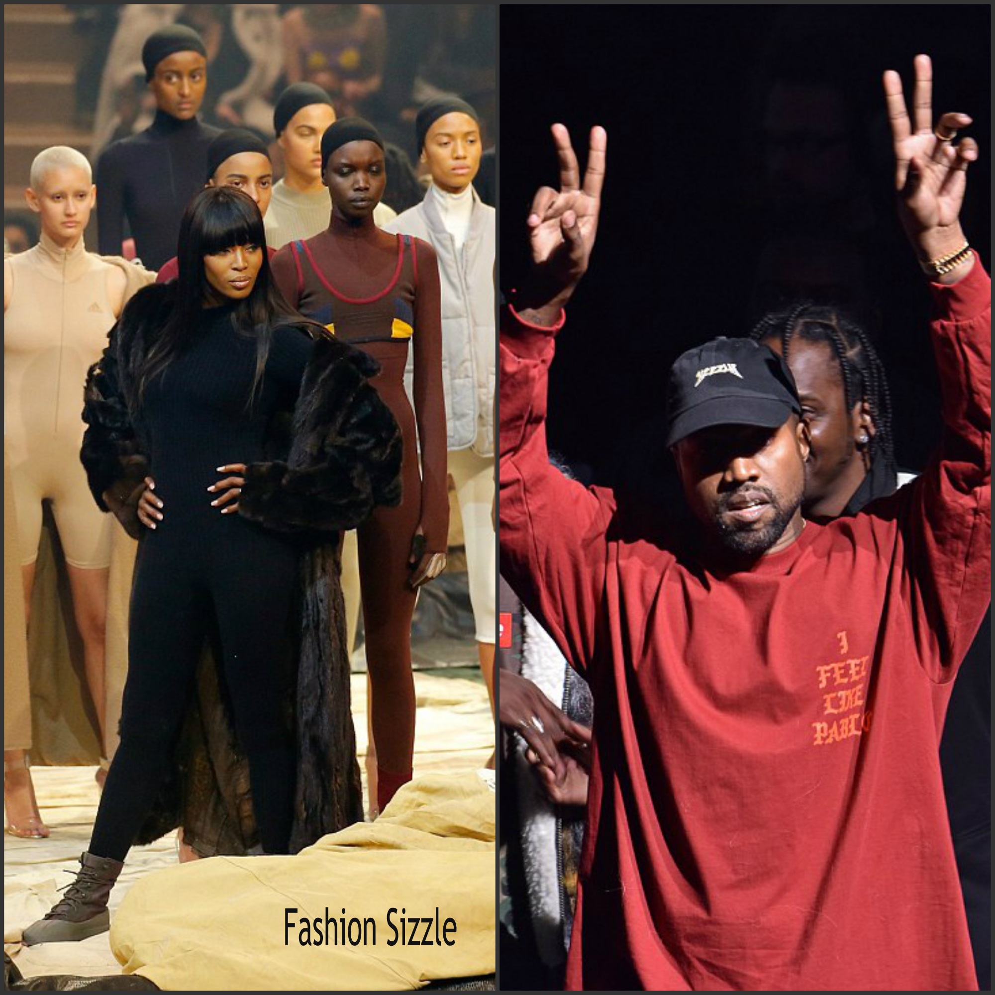 Kanye West Yeezy3 Fashion Show U2013 Madison Square Garden