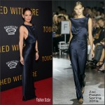Katie Holmes in Zac Posen  – 'Touched with Fire' New York Premiere
