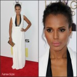 Kerry Washington  In  Victoria Beckham – 2016 NAACP Image Awards