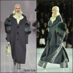 Lady Gaga Rocks  Marc Jacobs NYFW Show