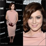 Mary Elizabeth Winstead  in Roland Mouret – EW's Celebration Honoring The Screen Actors Guild in Los Angeles