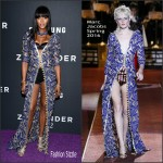 Naomi Campbell In  Marc Jacobs – Zoolander 2 World Premiere