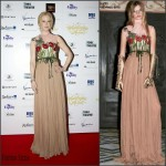 Nicole Kidman  in Gucci – 2016 WhatsOnStage Awards in London