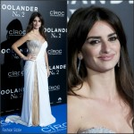 Penelope Cruz In  Versace – 'Zoolander No. 2' Madrid Fan Screening