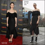 Rooney Mara in Givenchy  – 2016 AACTA International Awards