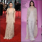 Rooney Mara  In Givenchy – 2016 EE British Academy Film Awards