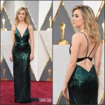 Saoirse Ronan  In Calvin Klein Collection – 2016 Academy Awards